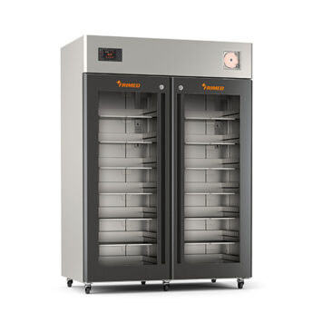 Blutbank-Kühlschränke