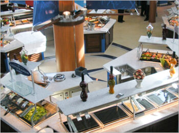 Marine Catering-Ausrüstungen